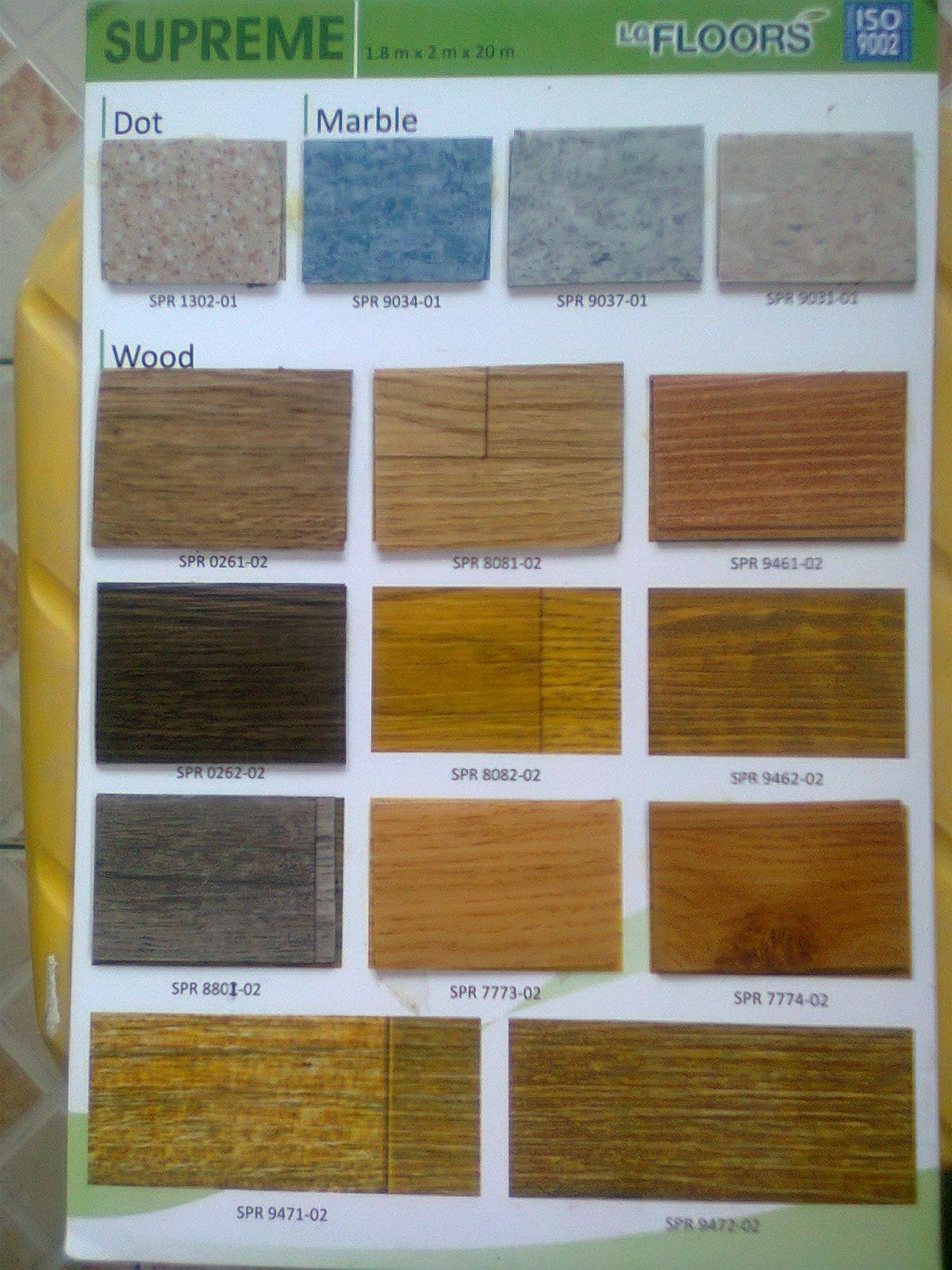 INDAH GRAPHIA TRADING Karpet Vinyl LG SUPREME Murah