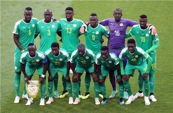 تشكيل منتخب السنغال امم افريقيا 2019 عبر سوفت سلاش