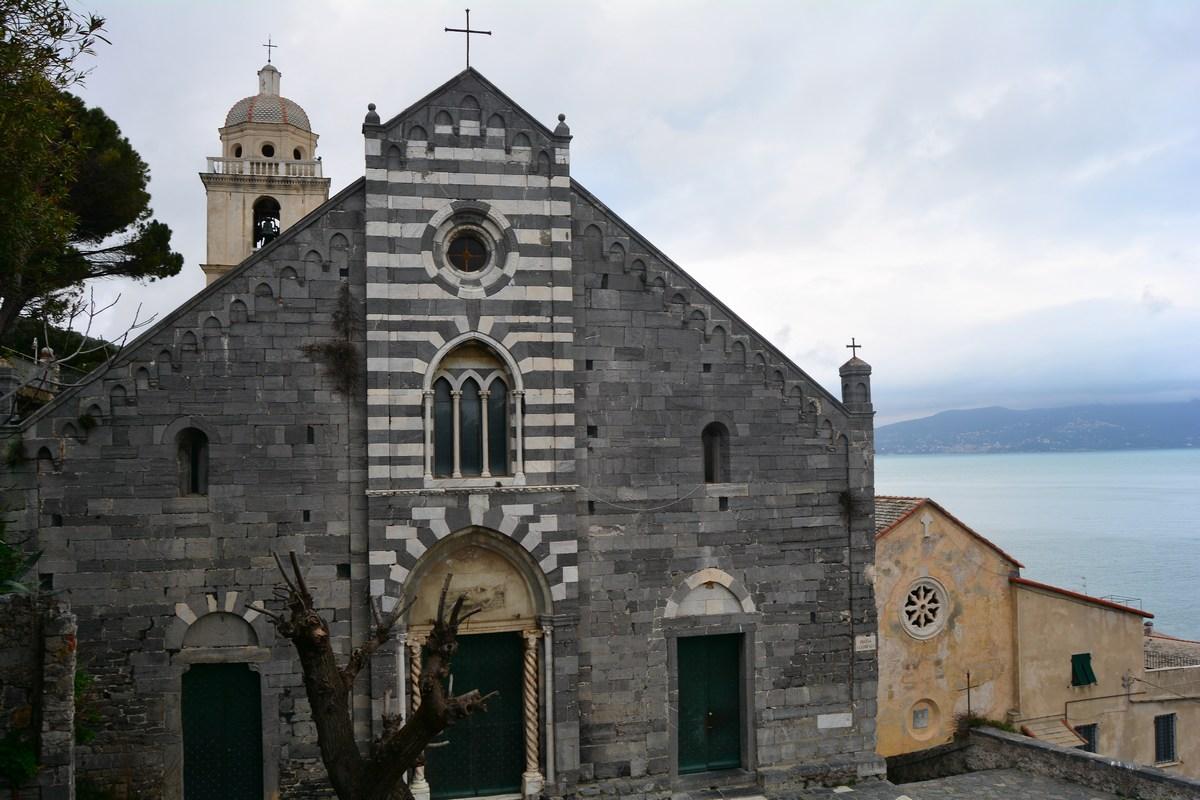 Chiesa di San Lorenzo Porto Venere