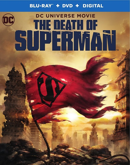 The Death of Superman (La Muerte de Superman) (2018) 720p y 1080p BDRip mkv Dual Audio AC3 5.1 ch
