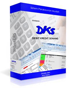 sistem perakaunan debit kredit senang