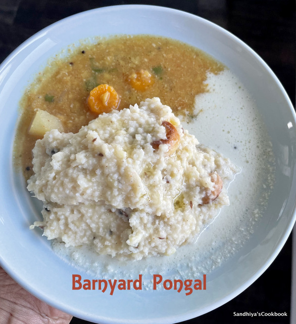 Barnyard Pongal