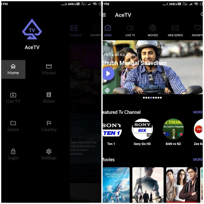 AceTV V2.2 AdsFre Apk Download