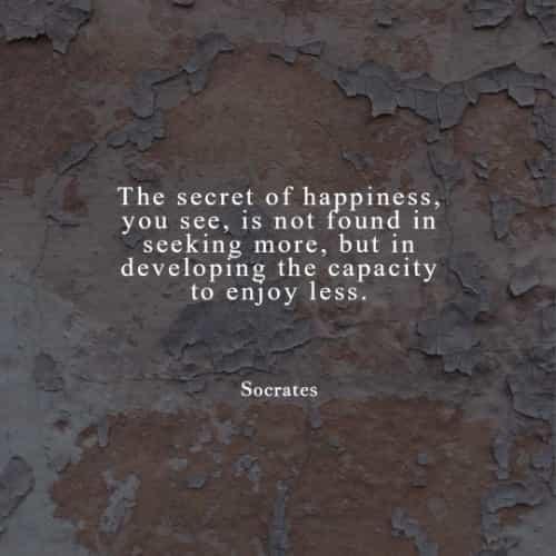 Famous Socrates quotes to achieve wisdom in life