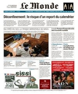 Le Monde Magazine 9 December 2020 | Le Monde News | Free PDF Download