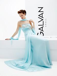 collezione sposa Galvan 2014, abito da sposa tiffany