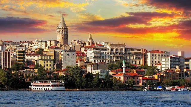 İstanbul'da yılbaşı kutlanabilecek mekanlar