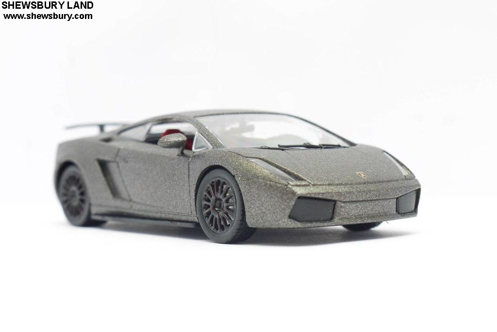1/43 Lamborghini Superleggera from Doyusha