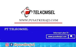 Lowongan Kerja PT Telkomsel Bulan November 2020