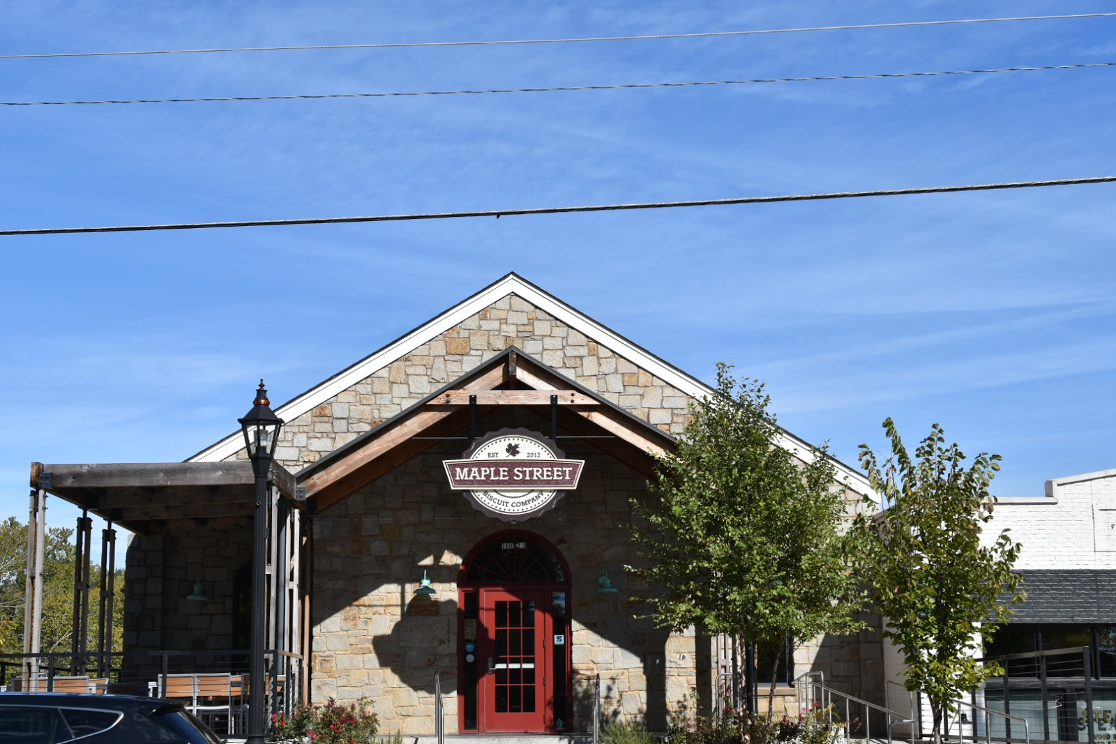 Day Date with Mr. M: Maple Street Biscuit Company Review  via  www.productreviewmom.com