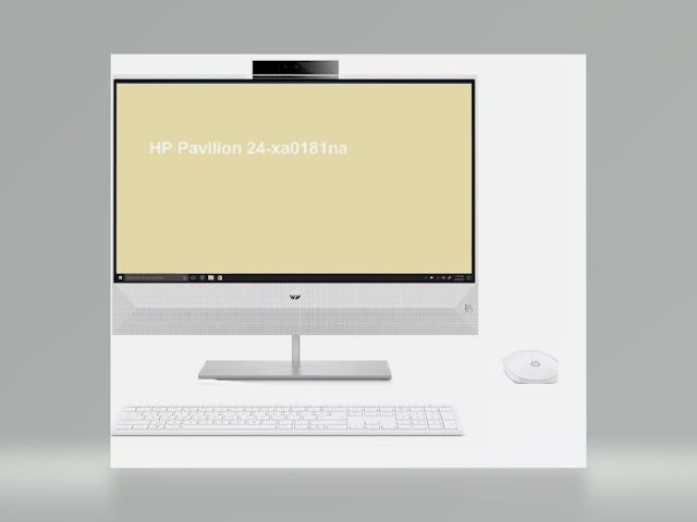 HP Pavilion 24-xa0181na PC specifications