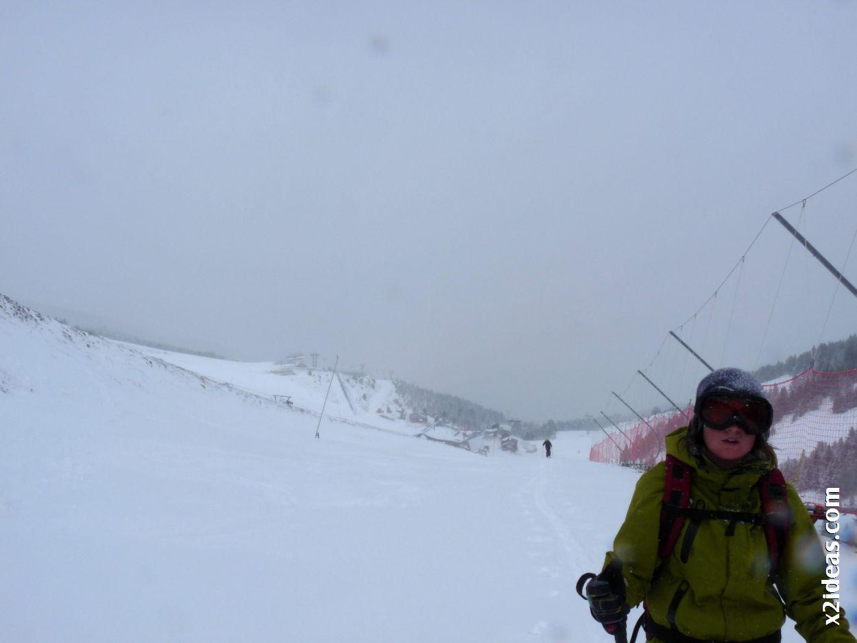 P1450809 - Y sigue nevando en Cerler.