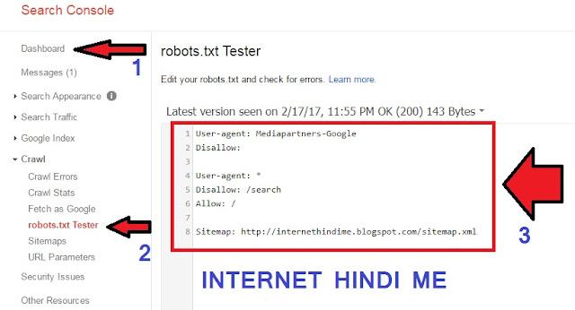 Robots.Txt file Kya hai or Iska Use kya hai