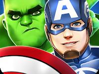 MARVEL Avengers Academy v2.1.2 Apk Mod (Free Shopping)