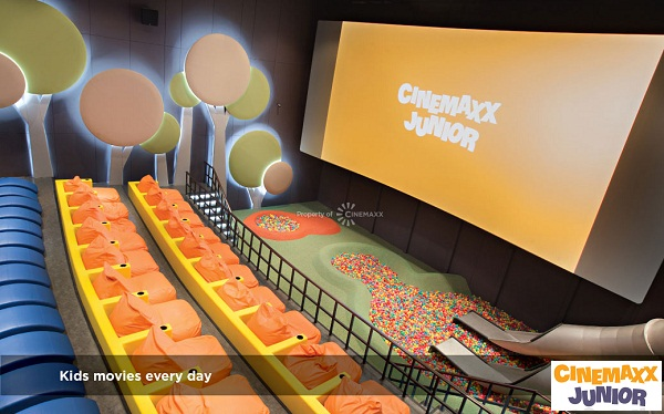 Cinemaxx Junior Studio
