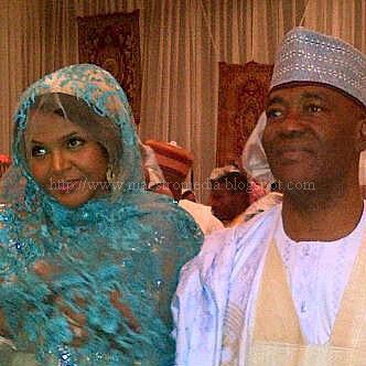 wedding pictures nigeria�s police inspector igp abubakar