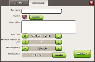 trik tips bermain clash of clans