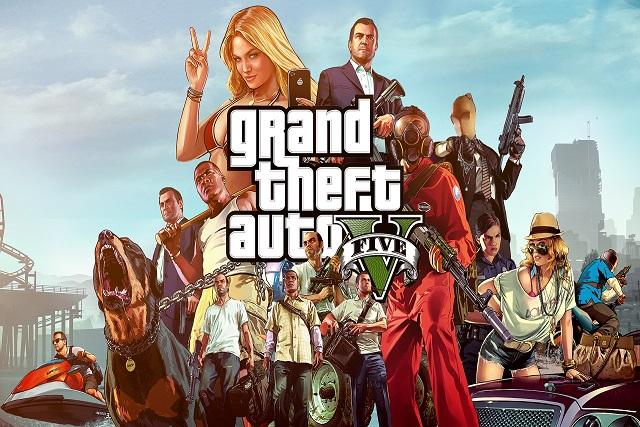 GTA 5 تحميل مجانا