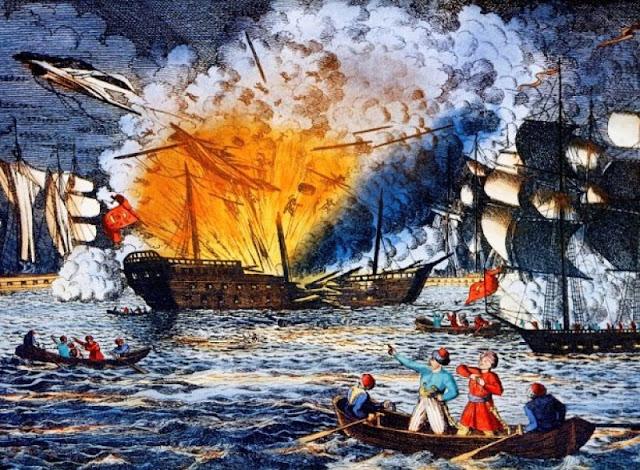 8 Σεπτεμβρίου 1822: Η Ναυμαχία των Σπετσών