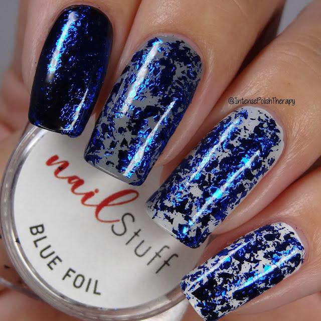 Nailstuff.ca - Blue Foil
