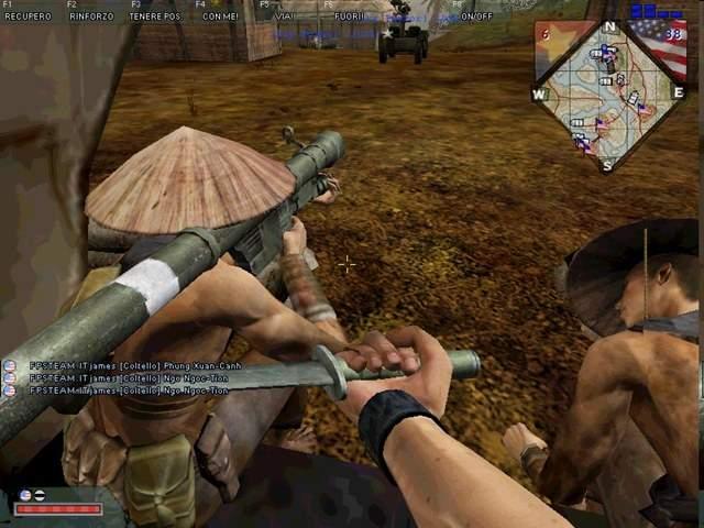 Battlefield Vietnam PC Full Español Descargar DVD5