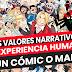 Los valores narrativos - La experiencia humana en un cómic o manga - Capítulo 3