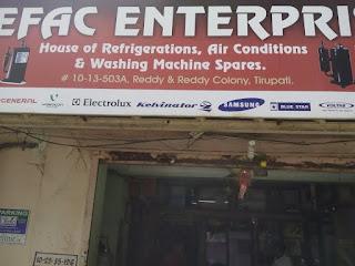 Refac Enterprises tirupati