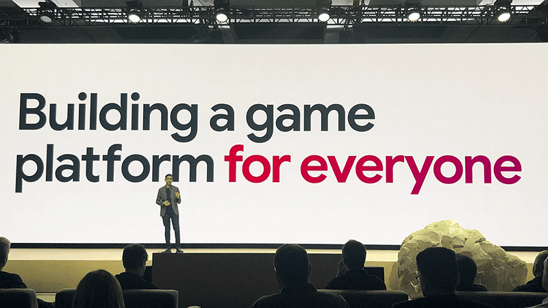 Google introduces new gaming service Stadia