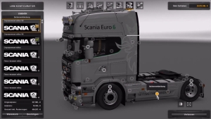 Scania Mega Mod version 6.5
