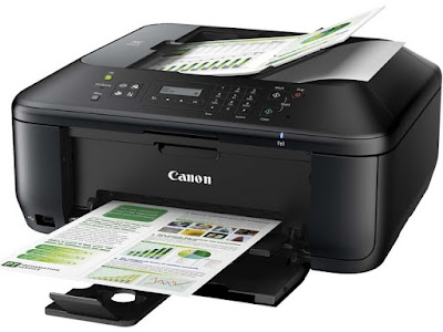 Canon Pixma MX455 Driver Download