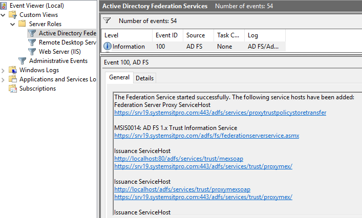 how to deploy active directory federation services  adfs  on windows server 2019