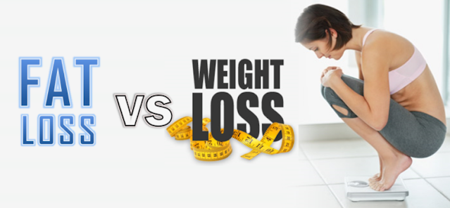 Fat loss vs. Weight loss :Why Weight Loss is Making You Fatter
