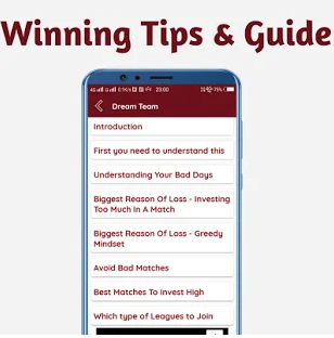 Dream11 APK for PC
