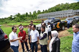 """Gubernur Bersyukur Program """"Kampung Unggas"""" Mulai Berproduksi"""