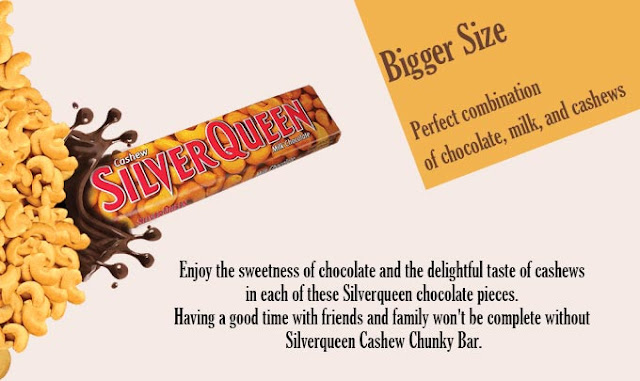 Contoh Iklan dalam Bahasa Inggris SilverQueen