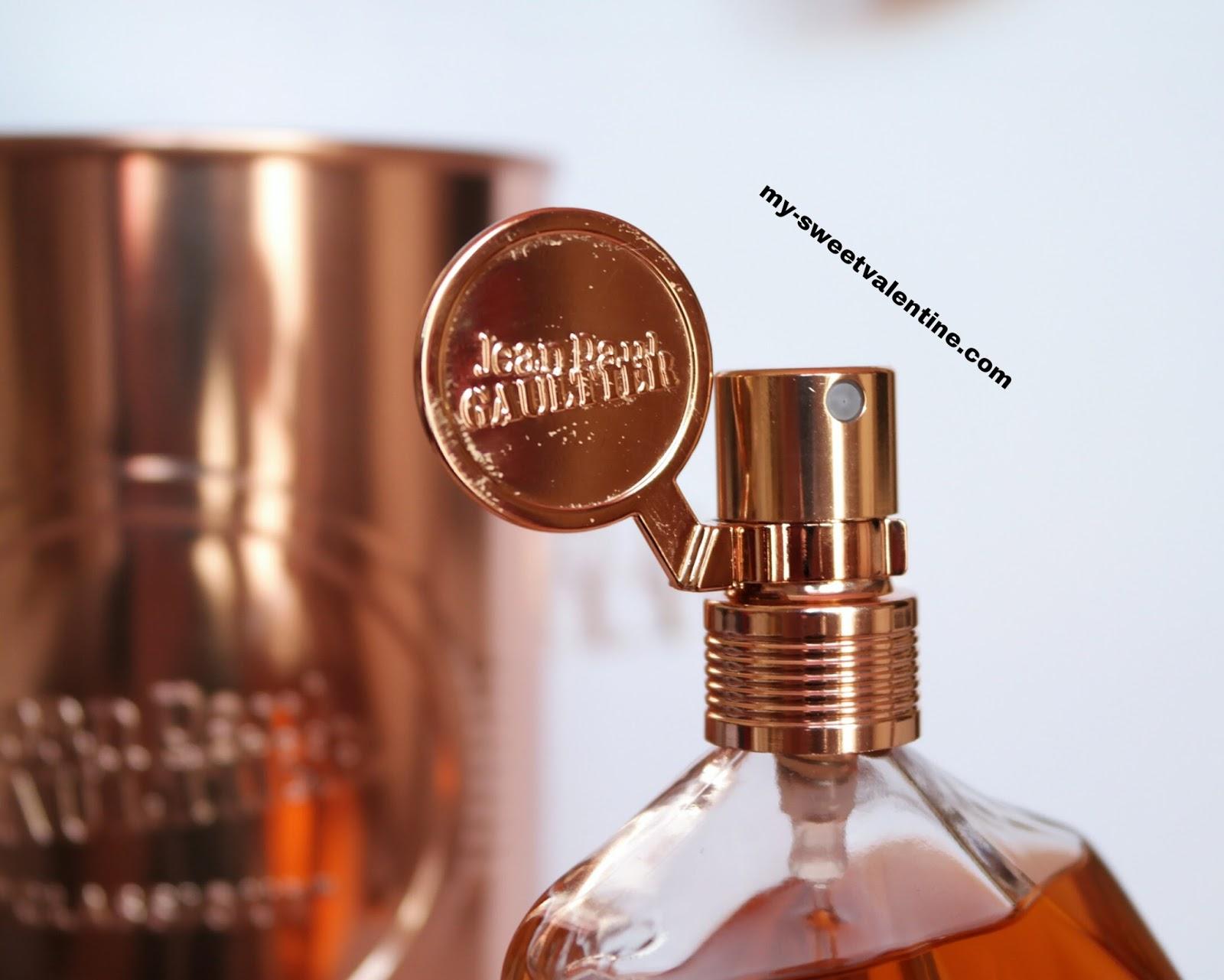 my sweet valentine jean paul gaultier essence de parfum. Black Bedroom Furniture Sets. Home Design Ideas