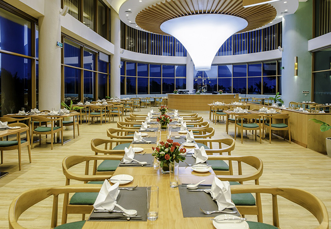 TERRACE BAY RESTAURANT - FLC Luxury Hotel Quy Nhơn