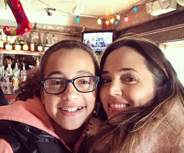 Eliza Dushku: Family not allow me to visit my niece, how I won the battle against alcohol and drugs