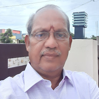 Tamil Scholar Thanjai. Ko.Kannan