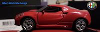 Siku 2013 Alfa Romeo 4C