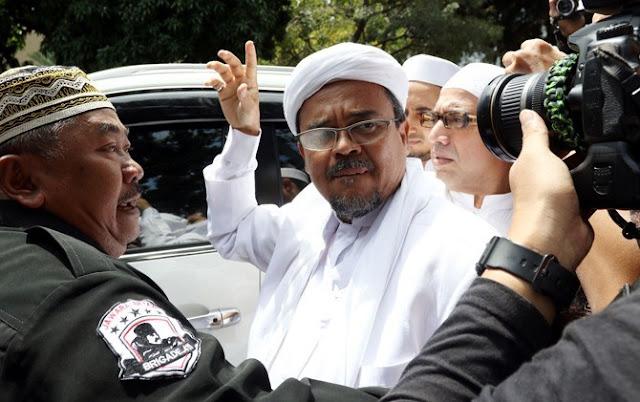 Soal Sniper Habib Rizieq, Polisi: Kami Tidak Bisa Bergerak