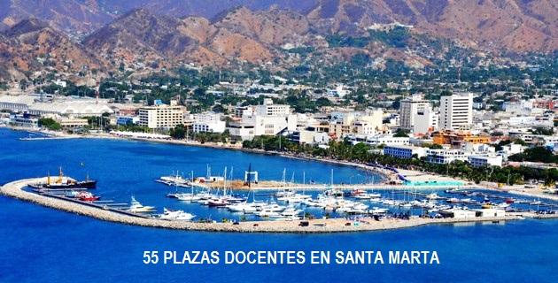 55 plazas a concurso docente en santa marta santa marta for Plazas concurso docente 2016