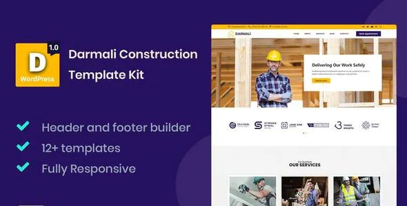 Best Construction Template Kit