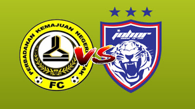 Live Streaming PKNP FC vs JDT FC Liga Super 14.6.2019