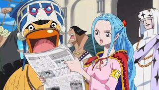 7 Fakta Pell One Piece