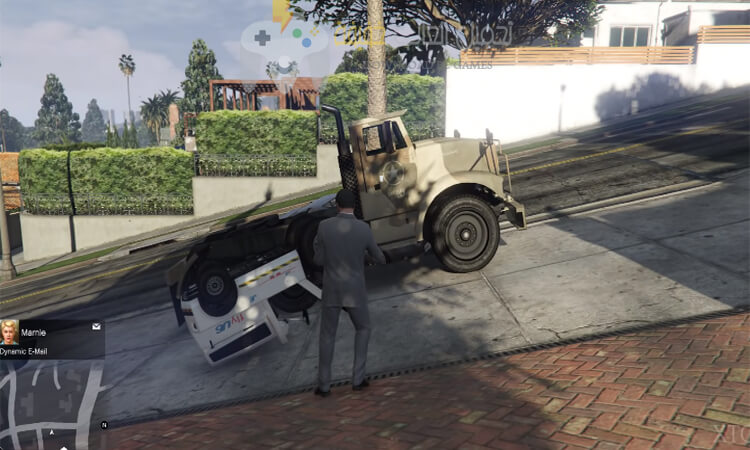 تحميل لعبة جاتا 5 GTA