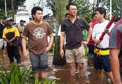 Ahok dan Sabotase Banjir Jakaarta