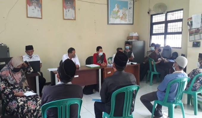 Panitia 9 Pilkades Purwadadi Gelar Rapat Pleno Penetapan Balon menjadi Calon Kepala Desa