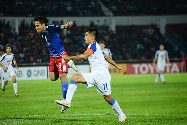 AFC Cup 2016 Semi Finals: JDT 1-1 Bengaluru FC