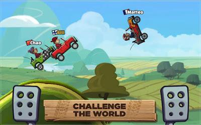 Hill Climb Racing 2 [MEGAMOD] Apk Update Terbaru